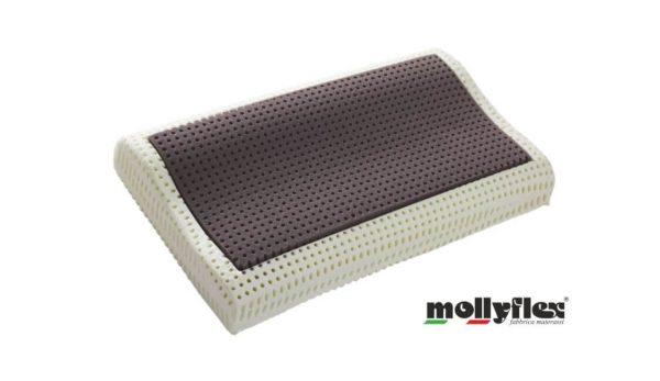 Poduszka MOONTEX GRIGIO TERMICO CERVICAL Mollyflex