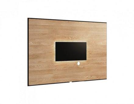 Panel duży TV z oświetleniem duzy Corino