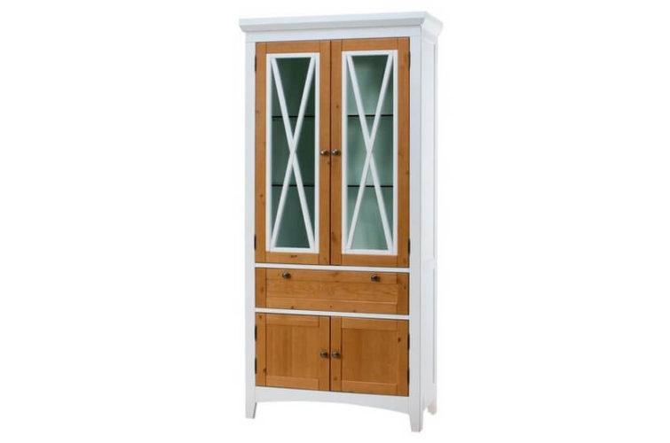 witryna 4-drzwiowa z 1 szufladą Avignon
