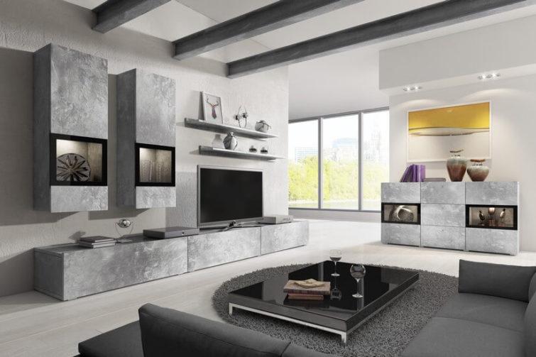 Kolekcja Baros jasny beton