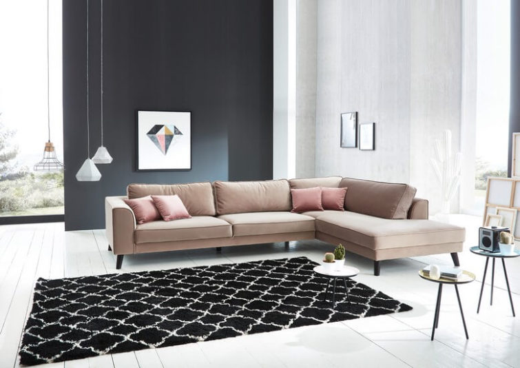 Narożnik Lumber Jack Etap Sofa