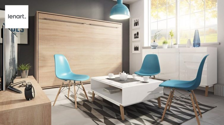 Półkotapczan Concept Pro sonoma biuro
