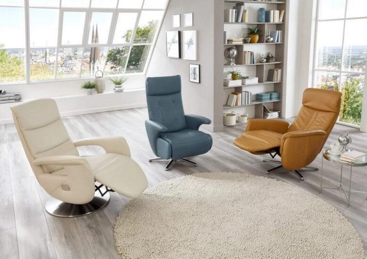 Fotel Freeline-L Polipol