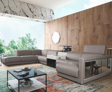 Narożnik Cassioppe GKI Design
