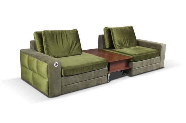 Sofa 3.5-osobowa Qube Gki Design G