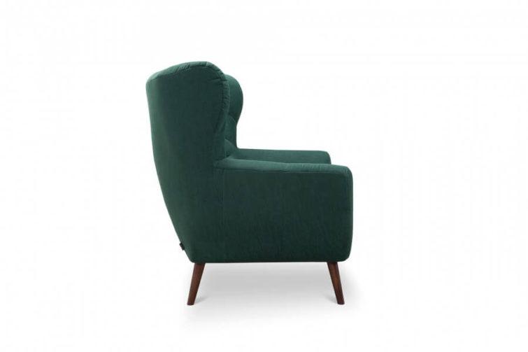 Sofa 2-os Voss Gala Collezione