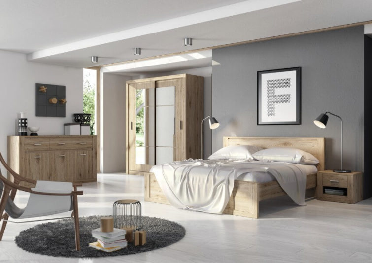 Sypialnia Idea Lenart