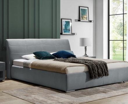 Łóżko tapicerowane Apollo S