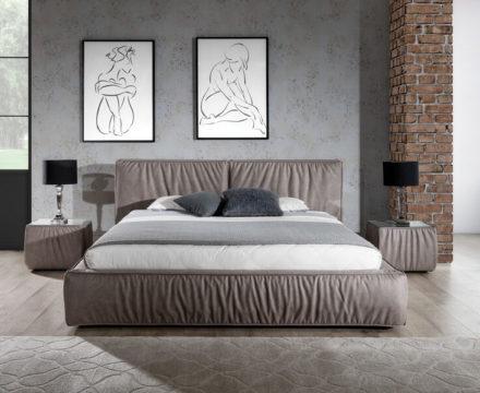 Łóżko tapicerowane Bolsena