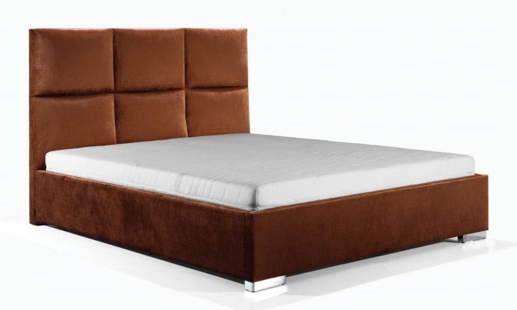 Łóżko MINI MAXI z wezgłowiem 3000