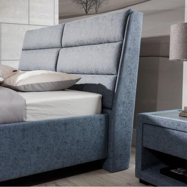 Łóżko MINI MAXI z wezgłowiem 5700
