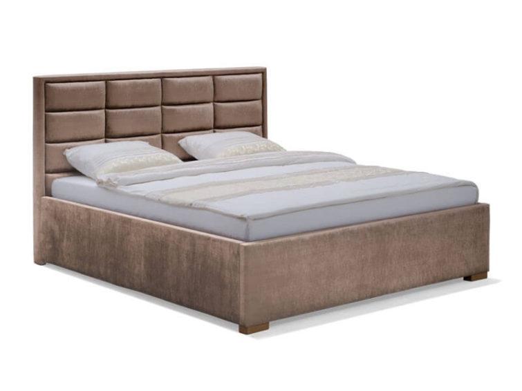 Łóżko Premium z wezgłowiem 22