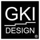Logo Gki Design