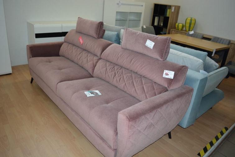 Sofa z fotelami Scandic