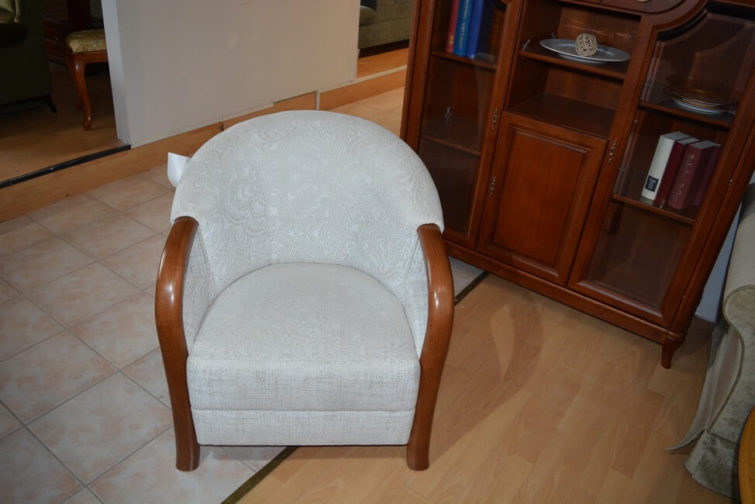 Fotel Oliwia D Unimebel