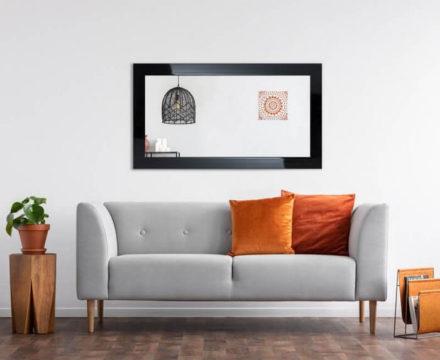 Lustro do salonu Simple