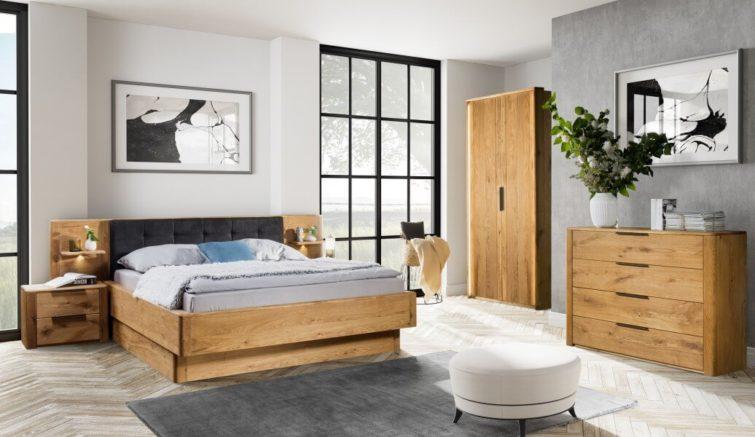 Sypialnia Denver Dekort