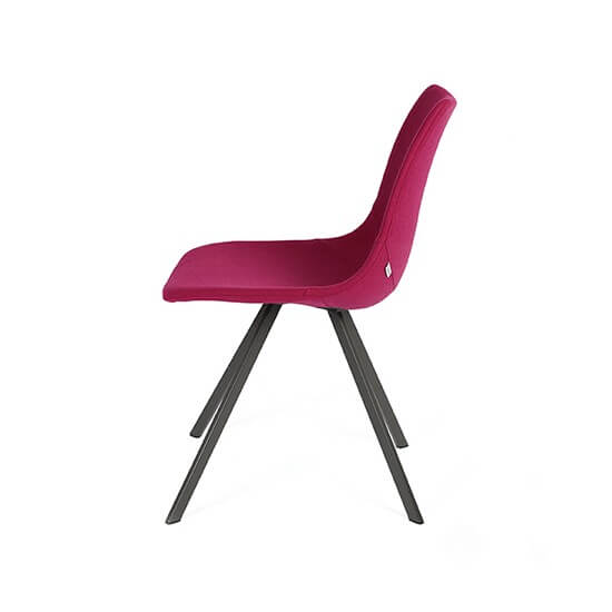 Krzesło tapicerowane Carrie
