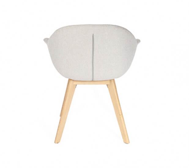 Krzesło Alan Wooden Legs