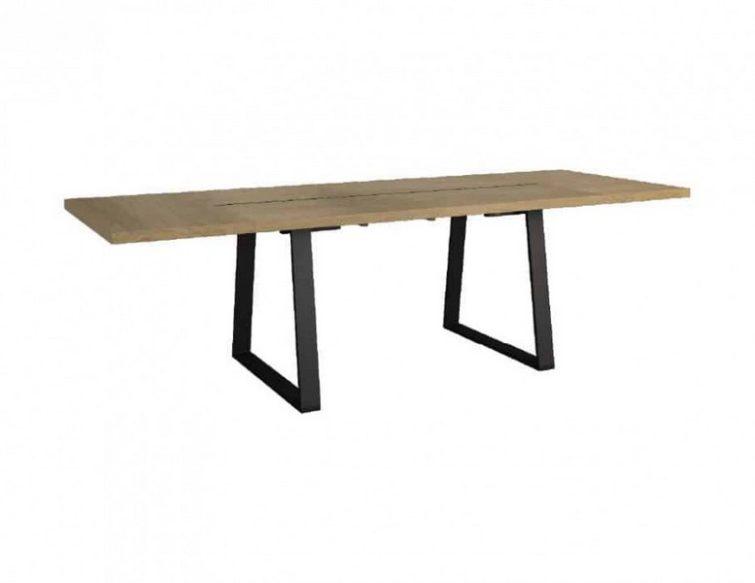 Stół Moka 160cm z wsadem Mebin