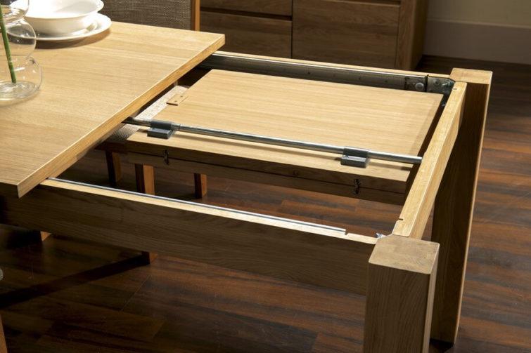 Stół rozkładany 42 Dekort