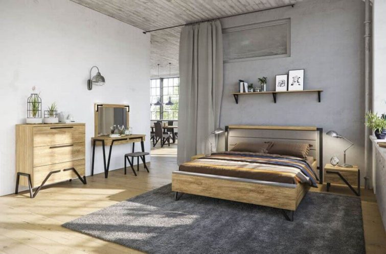 Sypialnia Pik Mebin
