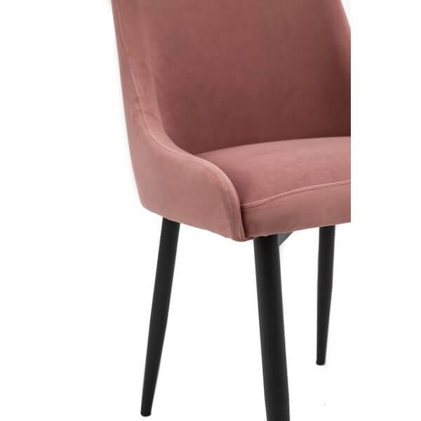 Krzesło tapicerowane Amaro