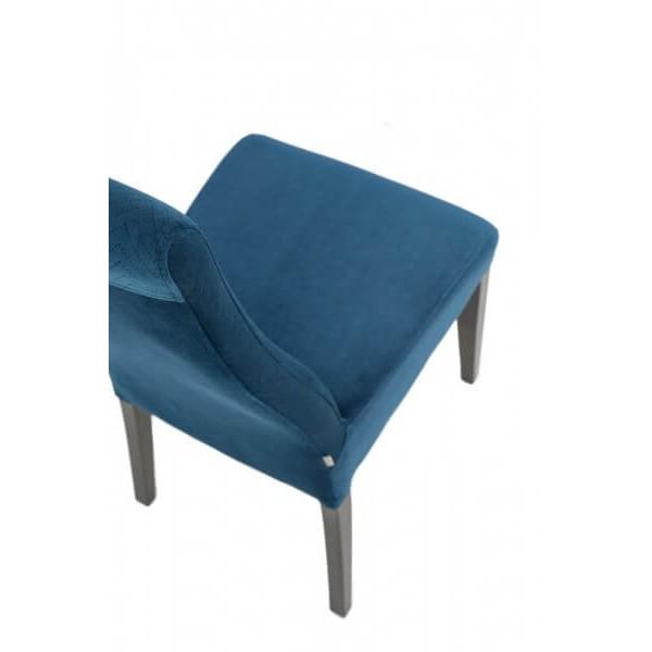 Krzesło z drewna litego Flores