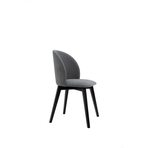 Krzesło tapicerowane Swing I